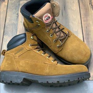 Work boots Brahma waterproof steel toe